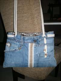 Unikatna torba od texasa