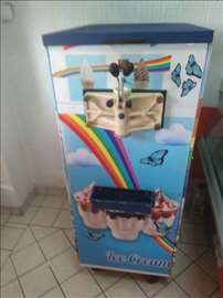 Aparat za sladoled carpigiani, ilka