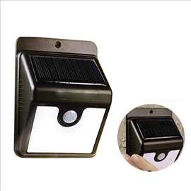 Led solarna lampa,senzor pokreta i dan/noc