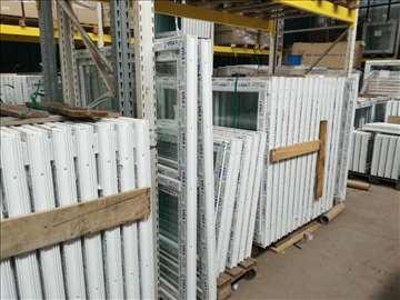Novi PVC prozori i vrata PREKO 10000 BESPL DOSTAVA