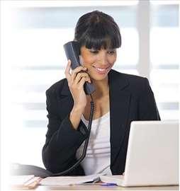 Telefonska centrala za male firme, novo, garancija