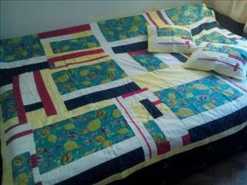 Prekrivač, dubl i jorg, navlaka,+2 jastučnice (6)