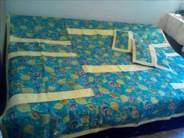 Prekrivač dubl, jorg.navlaka + 2 jastučnice (8)