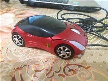 Miš - automobil