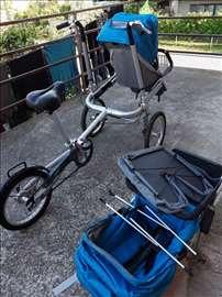 Bicikl za vožnju deteta