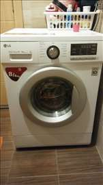 Mašina za pranje i sušenje LG