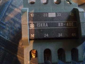 Kontaktori 2x10A,16A,22A koncar i iskra