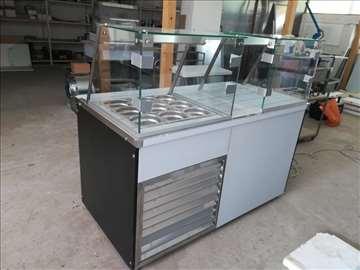 konbinovana vitrina 1500-800-1300