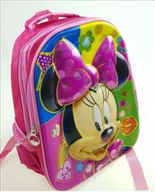3D Ranac Minnie Mouse za vrtić - predškolsko
