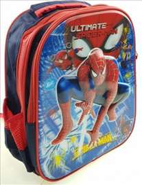 3D Ranac Spiderman za vrtćc - predškolsko