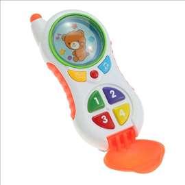 Muzički telefon za bebe