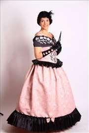 Prodajem haljinu u retro stilu