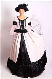 Haljina u retro stilu