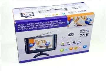TFT LCD prenosni Color DVB-T TV