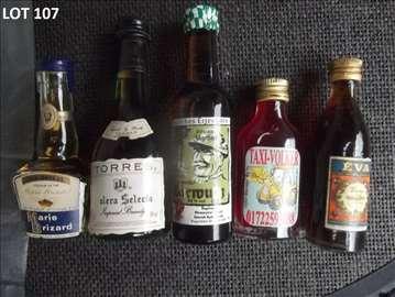 Unučići čokanji fraklići male flašice VI