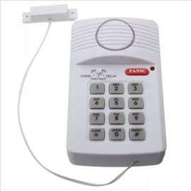 Bežični alarm sistem za vrata i prozore