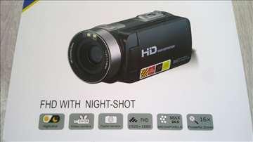HD digitalna kamera,nova,nekorišćena