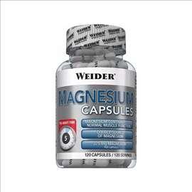Magnezium 120 kaps