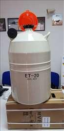 Novi kontejneri za tecni azot firme MVE