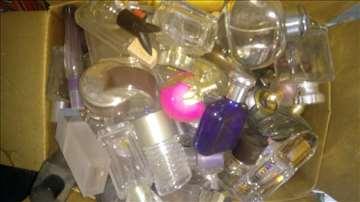 Prodajem prazne flasice od parfema