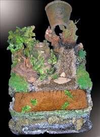 Sobna ukrasna fontana - žaba