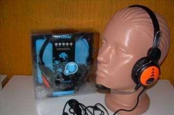 Nove slušalice sa mikrofonom - M24