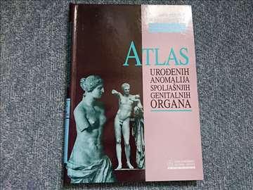 Atlas urođenih anomalija spoljašnjih genitalija