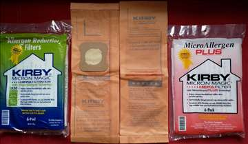 Kirby kese, papirne, MicronMagic