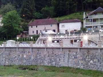 Lukovska Banja, kuća za odmor