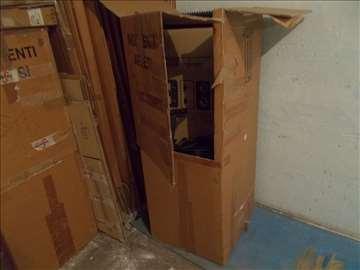 15 velikih kutija za vešanje i pakovanje odeće