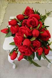 Veštačko dekorativno cveće