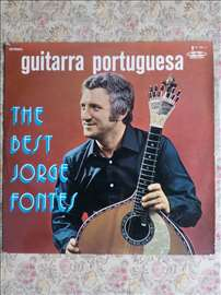 Jorge Fontes - The Best - guitara Portuguesa