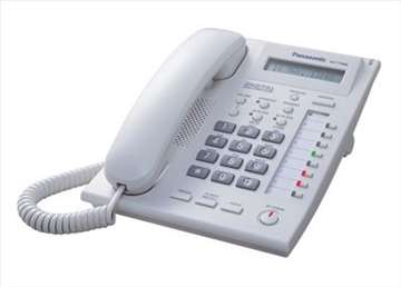 Digitalni sistemski telefon Panasonic kx-t7665
