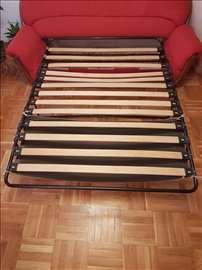 Krevet za dvoje sklopivi