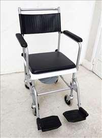 Toaletna kolica + kolica za tusiranje B+B