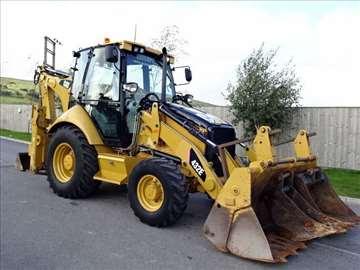 2007 CAT 432E kombinirke