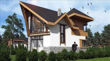 Kuća u naselju ''KRUNNIX'', Zlatibor