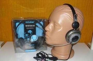 Nove slušalice sa mikrofonom - M23