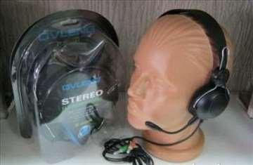 Slusalice sa mikrofonom - M8