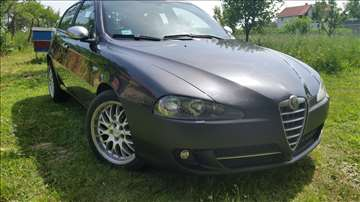 Alfa Romeo 147 mjtd TI sport