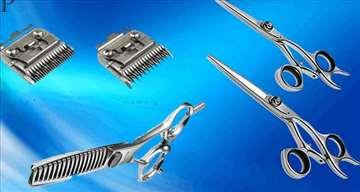 Oštrenje frizerskog alata