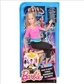 Barbika sa više od 20 zglobnih tačaka