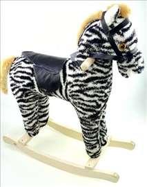 Điha, Điha zebrasti konjić za ljuljanje