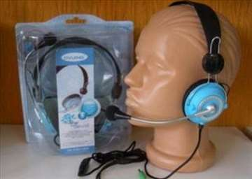 Slušalice sa mikrofonom - M16