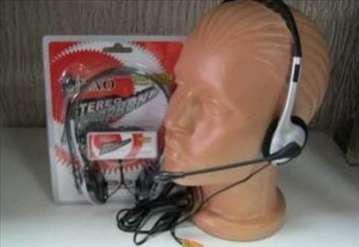 Slusalice sa mikrofonom - M3