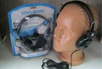 Slušalice sa mikrofonom - M4