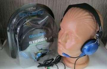 Slušalice sa mikrofonom - M6
