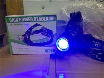 Lampa za Glavu T6 dioda ZooM Model 2018