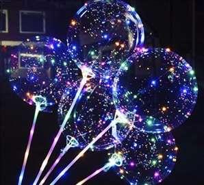 LED baloni - svetleći hit