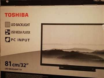 Prodajem nov tv u kutiji toshiba led 1733